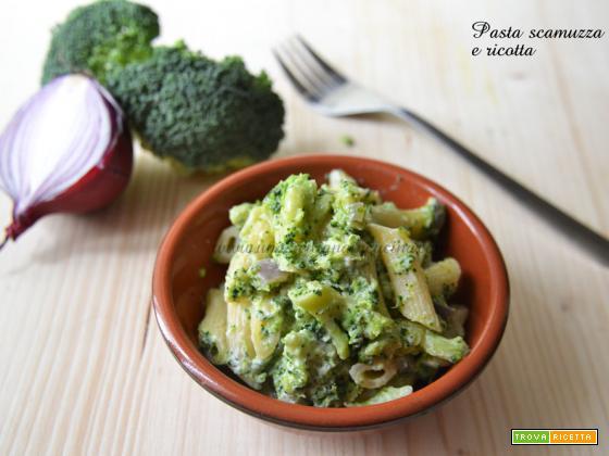 Pasta ricotta e broccoli Ragusana