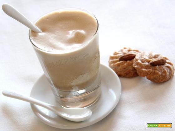 Crema al caffè light senza panna come al bar