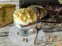 Panettone in coppa con crema delicata