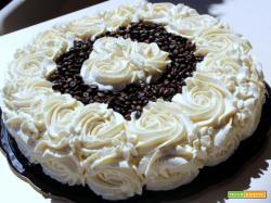 Torta tiramisù con crema al mascarpone