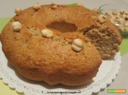 Torta - Ciambella con nocciole di piemonte ricetta di nonna Teresina