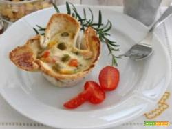 Cestini di pane appetitosi: un'idea da non sottovalutare!