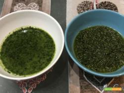 """Salsa verde e """"bagnet verd"""" con il Companion e la miniciotola Moulinex"""