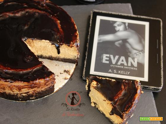 MANGIA CIO` CHE LEGGI 114: Guinness cheesecake ispirata da EVAN (O'Connor Brothers) di AS Kelly