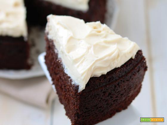 Guinness Cake, torta irlandese alla birra per la festa del papà