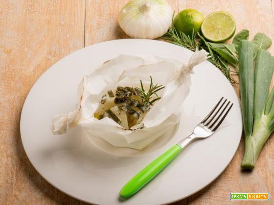 Cipolle piattone al cartoccio : Ecco un buon piatto per il contorno