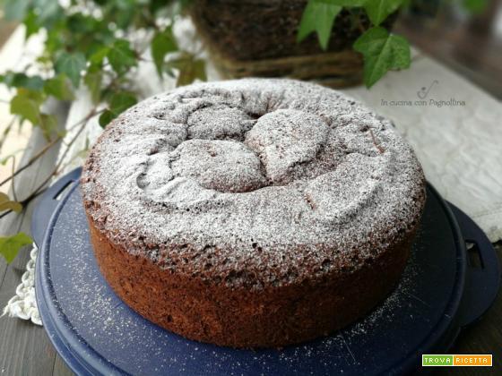 Torta nua al cioccolato – torta golosa