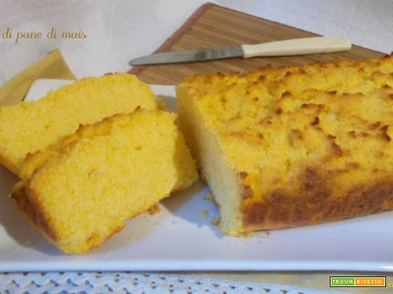 Plumcake di pane di mais