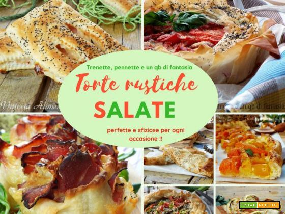 Torte rustiche salate