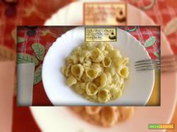 Gnocchetti Sardi con crema di patate e formaggio Finger Food…