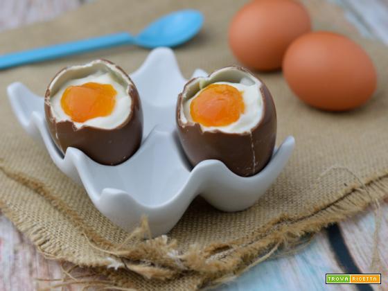 Ovetti Cheesecake di Pasqua – ovetti di cioccolato ripieni
