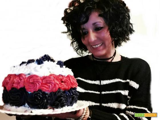 "Rose Cake ""TORTA DI COMPLEANNO"""