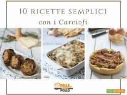 10 ricette semplici con i carciofi