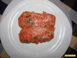 Ricetta – Rotolo di pasta all'uovo ripiena