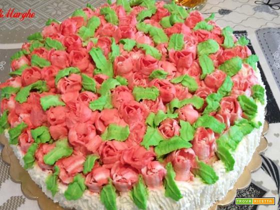 Ricetta torta al cocco per compleanno