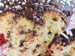 Colomba veloce al cioccolato e mascarpone senza lievitazione e burro