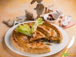 Pizza di scarola e olive taggiasche: un piatto freddo o caldo?