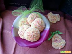 Pastarelle di Pasqua senza glutine