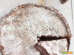 Torta Tenerina – Ricetta facile con cuore morbido
