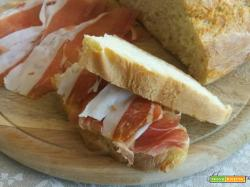 Pane sciapo umbro – pane senza sale