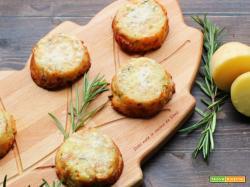 Sformatini di patate e prosciutto