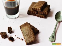 Biscotti al cacao rustici e golosi