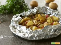 Patate al cartoccio, ricetta semplice e saporita