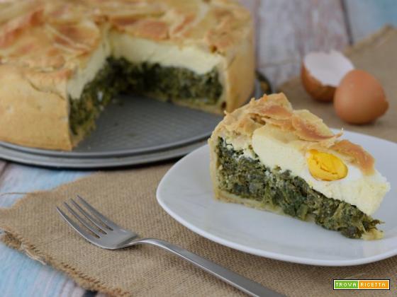 Torta Pasqualina – ricetta ligure tradizionale