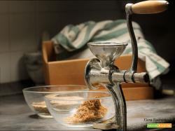 Crema di sesamoTahin fatta in casa ricetta base