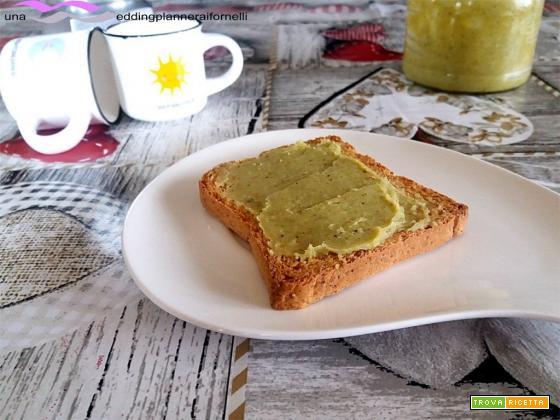 Crema spalmabile al pistacchio Bimby