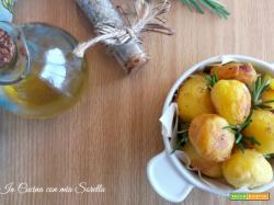Patate novelle arrosto – Patate novelle al forno