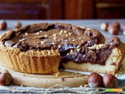 Crostata Morbida alla Nutella