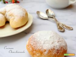 Brioche con lo zucchero siciliane, ricetta facile