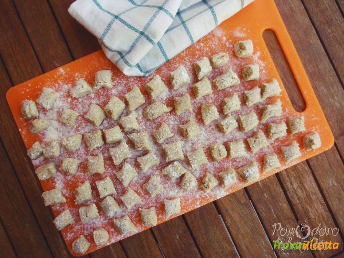 Ricetta Gnocchi Di Zucca Con Farina Di Quinoa.Gnocchi Di Quinoa Ricetta Trovaricetta Com