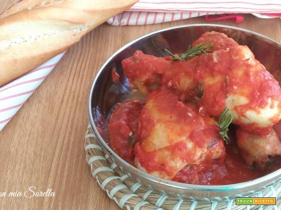 Pollo alla cacciatora – secondo piatto tradizionale