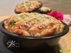 Tortine salate del riciclo ricetta svuotafrigo – videoricetta