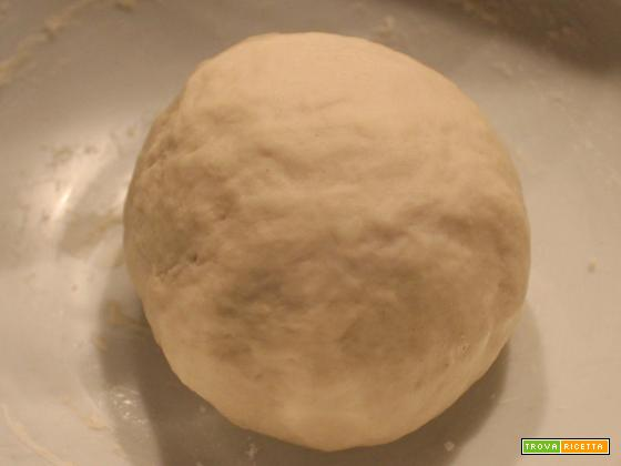 Calzoni di pasta matta in 40 minuti