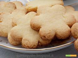 Biscotti al cocco senza glutine