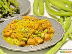 Gnocchi di carote e grano saraceno gluten free