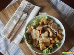 Caesar Salad col pollo: l'insalata più famosa del mondo