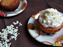 Cupcakes a limone senza glutine