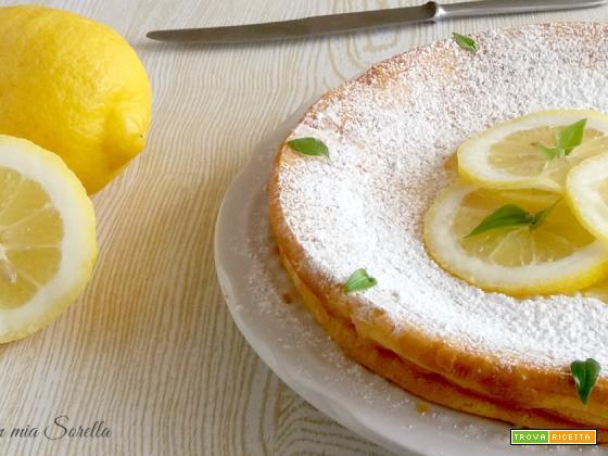 Moelleux al limone – dolce tradizionale francese