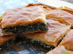 Hortopita, spanakopita e tanta cucina greca