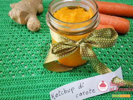 Ketchup di carote