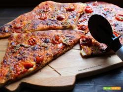 RIANATA Pizza Origanata Specialita' tipica Trapanese