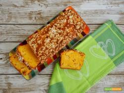 Le Ricette di Chri: Plumcake mele, carote e cocco