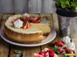 Ricetta New York Cheesecake – tutte le regole per la CHEESECAKE PERFETTA!