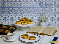 Pastel de nata: la delizia di Lisbona