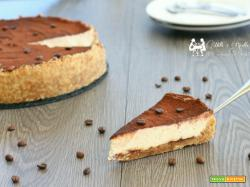 Tiramisù cheese-cake