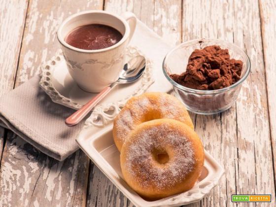 Bomboloni senza glutine e senza lattosio: una bontà!